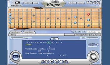 visualização de D'Accord Violão Player