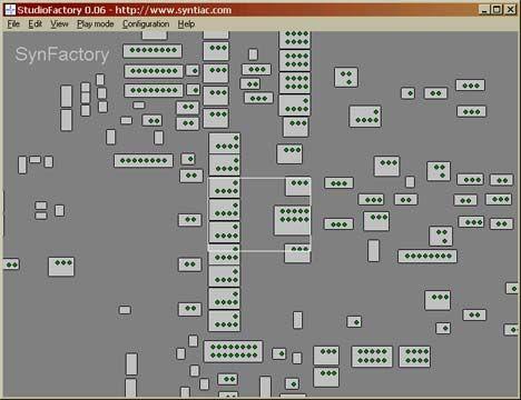 visualização de StudioFactory