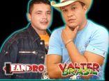 Valter Brasil e Leandro