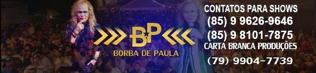 BORBA DE PAULA