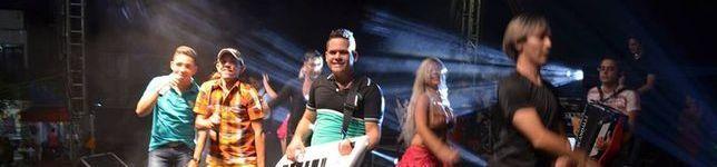Bruno Show e Banda nova Paixão