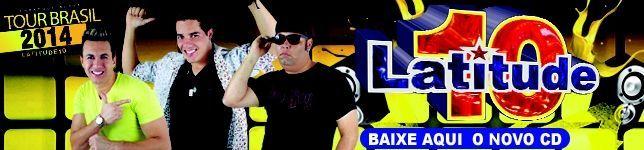 Banda Latitude 10 - Romântico 2013 - 10 Anos